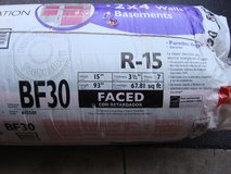 NEW BUNDLE OF FACED INSULATION in Plainfield, Illinois