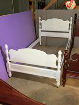 antique twin bed in Cherry Point, North Carolina