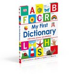 My First Dictionary 1,000 Words Pictures and Definitions Over Sized Hard Cover Book Age 5 - 9 * ... in Chicago, Illinois