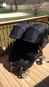 Baby Jogger brand City Mini Double stroller in Chicago, Illinois