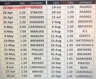 2019 CHICAGO CUBS TICKETS in Plainfield, Illinois