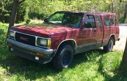 1992 gmc sonoma in Fort Campbell, Kentucky