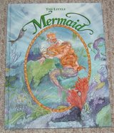 Vintage 1991 The Little Mermaid Over Sized Hard Cover Book in Chicago, Illinois