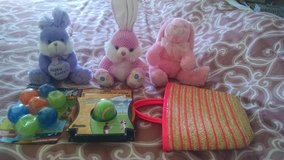 Easter basket items in Aurora, Illinois