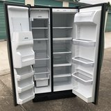 Stainless steel fridge in The Woodlands, Texas