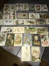 Vintage Easter Post Cards in Westmont, Illinois