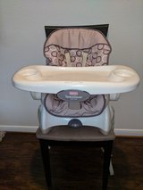 high chair in The Woodlands, Texas