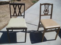 ##  Vintage Folding Chair  ## in Yucca Valley, California