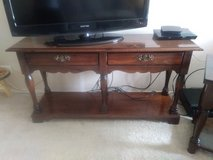 Sofa Table - Beautiful all wood Solid! in Naperville, Illinois