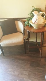Entry table and chair in Houston, Texas