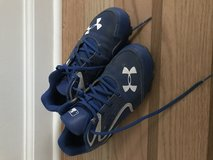 Under Armour boys baseball cleats in Aurora, Illinois