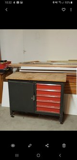 Work bench in Westmont, Illinois