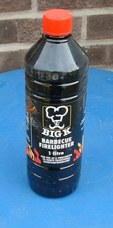 BIG K BARBECUE FIRELIGHTER (NEW) in Lakenheath, UK