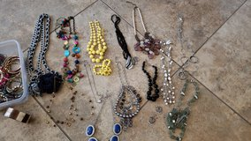 Lot of costume jewelry in Houston, Texas