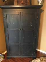 Giant Custom Distress Cabinet in Naperville, Illinois