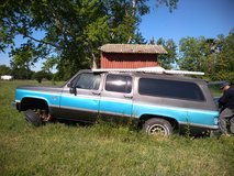 PARTING OUT 1987 Chevy Suburban in Baytown, Texas