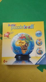jr puzzle ball in Plainfield, Illinois