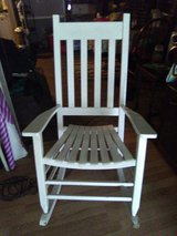 WHITE ROCKER in Fort Polk, Louisiana