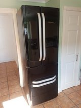 Hotpoint fridge freezer ffu4d k in Lakenheath, UK
