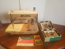 Singer 503 Slant-O-Matic Sewing Machine in Yorkville, Illinois