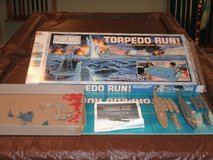 Torpedo Run Floor Game by Milton Bradley in Orland Park, Illinois