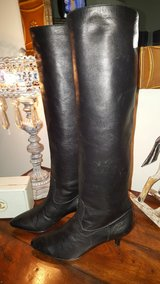 Authentic Chanel boots in Chicago, Illinois