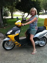 150cc Adventure Scooter in Kingwood, Texas