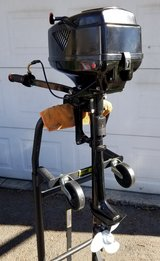 Hangkai 3.6HP outboard boat motor in Chicago, Illinois