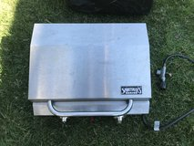 Portable gas grill in Chicago, Illinois