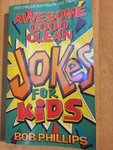 PB Jokes for Kids by Bob Phillips in Spring, Texas