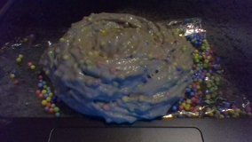 milk chocolate m&m slime 8oz in Leesville, Louisiana