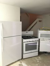 Whirlpool Refrigerator, Gas Range, Dishwasher, Microwave in Oswego, Illinois