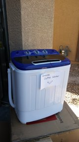 Portable clothes washer in Nellis AFB, Nevada