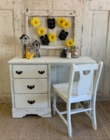 Vintage Desk and Chair in Houston, Texas
