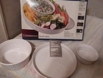 Corningware set in Camp Lejeune, North Carolina