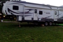 Toy Hauler-Puma Unleashed by Palomino Fifth wheel 35 ft in Kingwood, Texas