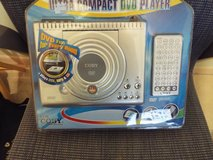 Coby DVD-206 Portable DVD Player MP3 & CD With Remote Ultra Compact New Sealed in The Woodlands, Texas