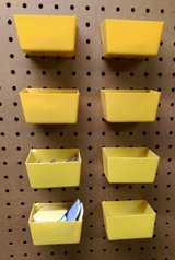 Peg Board Tool Hangers w/tuns of Nails, Screws, etc. in Houston, Texas