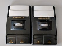 CHAMBERLAIN MOTION DETECTING WALL REMOTES in Yorkville, Illinois