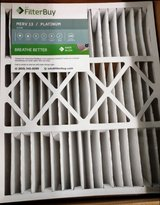 NEW PLEATED FURNACE AIR FILTERS in Oswego, Illinois
