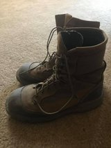 Size 9 1/2 men's boots in Kingwood, Texas