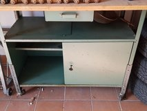 workbench with vise in Ramstein, Germany