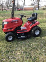 Troy-Bilt Bronco Riding Mower in Fort Campbell, Kentucky
