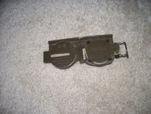 /LEATHER HOLDER W/COMPASS ALSO IN (MILATERY) in Travis AFB, California