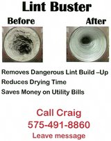 Dryer Vent System Cleaning in Alamogordo, New Mexico