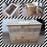 Handmade toy box/Hope chest (can be customized) in Leesville, Louisiana