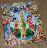 Disney Fairies Tinkerbell Look and Find Oversized Hard Cover Book in Joliet, Illinois