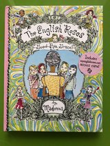 """The English Roses """"Good-Bye Grace"""" by Madonna Hard Cover Book Age 8 - 12 * Grade 3rd - 7th in Joliet, Illinois"""