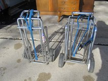 Metal Luggage Cart in Plainfield, Illinois