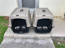 Pet Crate - Med dog size in Okinawa, Japan
